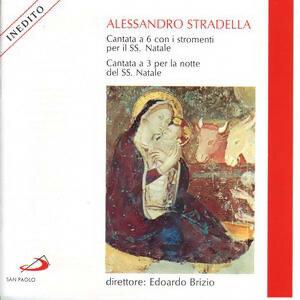 Alessandro Stradella: Cantata a 6 con i stromenti del SS.Natale Cantata a 3 per la notte del SS. Natale