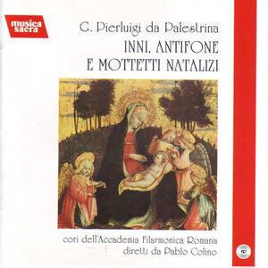 G. Pierluigi da Palestrina: Inni, antifone e mottetti natalizi