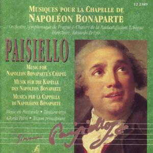 Paisiello: Musiques pour le chapelle de Napoleon Bonaparte