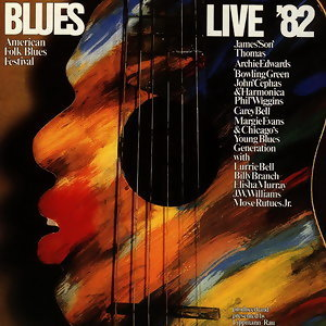 American Folk Blues Festival '82