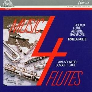 Music 4 Flutes