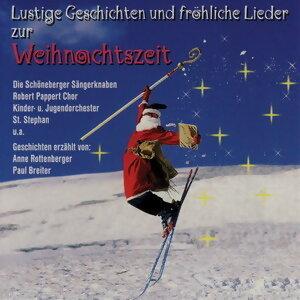 Lustige Geschichten und fröhliche Lieder zur Weihnachtszeit
