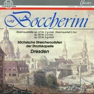 Luigi Boccherini: Streichquartette