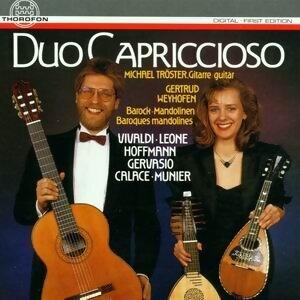Werke fur Gitarre und Mandoline