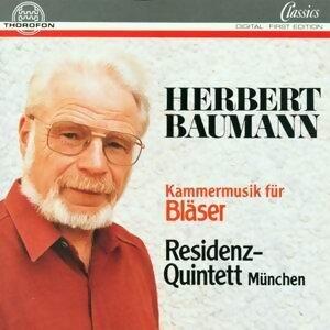 Herbert Baumann: Kammermusik fur Blaser