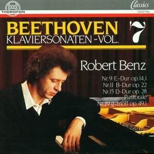 Ludwig van Beethoven: Klaviersonaten Vol. 7