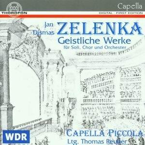 Jan Dismas Zelenka: Geistliche Werke fur Soli, Chor und Orchester