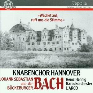 Johann Sebastian Bach, Johann Christoph Friedrich Bach
