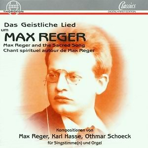 Das geistliche Lied um Max Reger