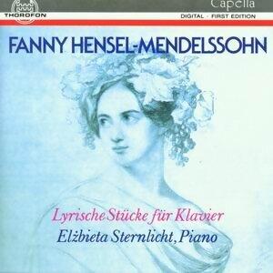 Fanny Hensel-Mendelssohn: Lyrische Stucke fur Klavier