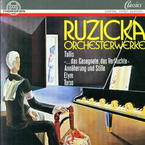 Peter Ruzicka: Orchesterwerke