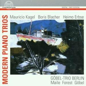 Modern Piano Trios