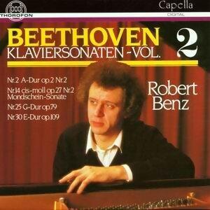 Ludwig van Beethoven: Klaviersonaten Vol. 2