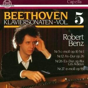 Ludwig van Beethoven: Klaviersonaten Vol. 5