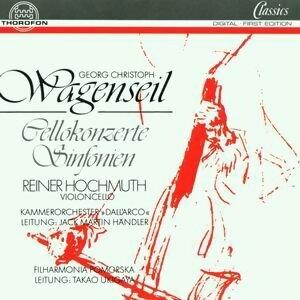 Georg Christoph Wagenseil: Cellokonzerte, Sinfonien