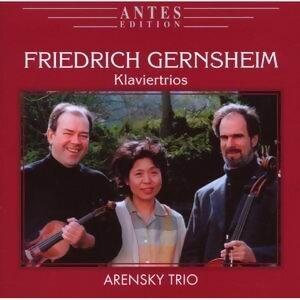 Friedrich Gernsheim: Klaviertrios