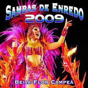 Sambas De Enredo Das Escolas De Samba - Carnaval 2009