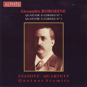 Alexandre Borodine - String Quartets