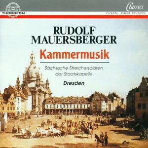 Rudolf Mauersberger: Kammermusik