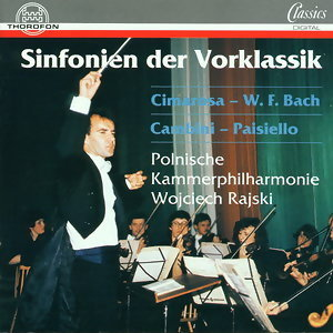 Sinfonien der Vorklassik