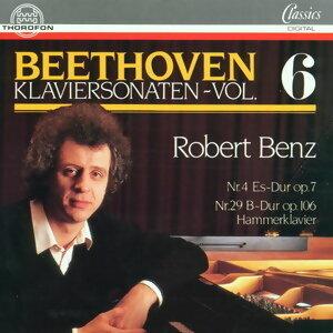 Ludwig van Beethoven: Klaviersonaten Vol. 6