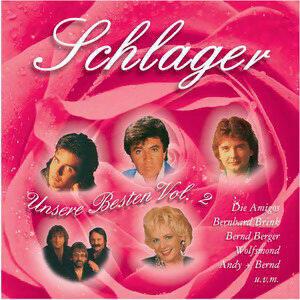 Schlager - Unsere Besten (Vol. 2) - Vol. 2