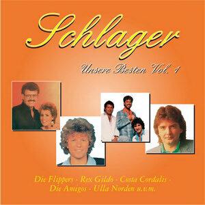 Schlager - Unsere Besten (Vol. 1) - Vol. 1