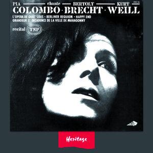 Heritage - Pia Colombo Chante Bertolt Brecht & Kurt Weill - Disc'AZ (1969) - e-album