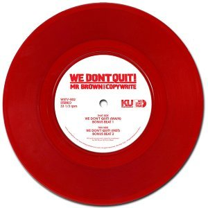 We Don't Quit