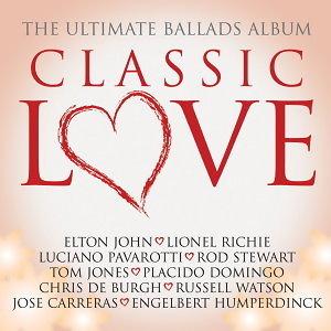 Classic Love - The Ultimate Ballads Album (笛卡情歌經典合輯)