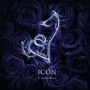 Icon & Black Roses