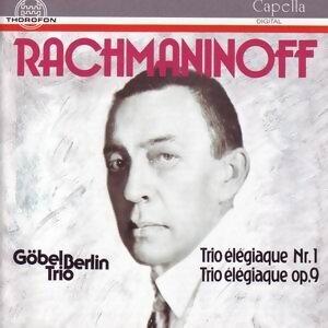 Sergej Rachmaninoff: Klaviertrios