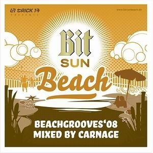 Bit Sun Beach - Beachgrooves - Mixed by Carnage