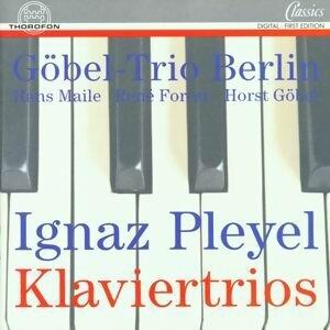 Ignaz Pleyel: Sonaten fur Klavier, Violine und Violoncello