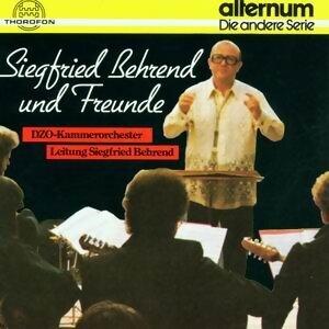 Siegfried Behrend und seine Freunde