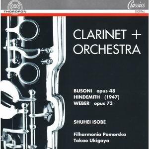 Clarinet + Orchestra