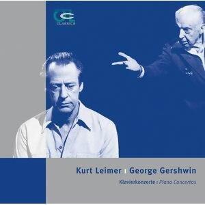 Kurt Leimer & George Gershwin: Piano Concertos