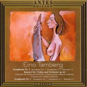 Eino Tamberg: Orchesterwerke