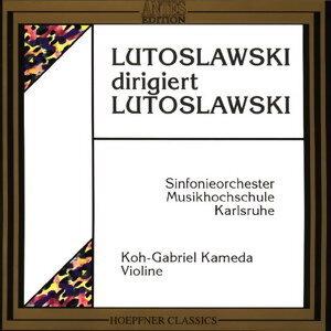 Lutoslawski dirigiert Lutoslawski