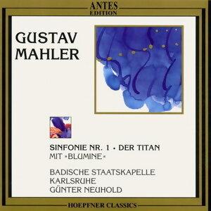 Gustav Mahler: Der Titan Symphonie Nr. 1