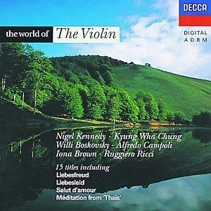 The World of the Violin (小提琴的音樂世界)