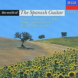 The World of The Spanish Guitar (西班牙吉他的音樂世界)