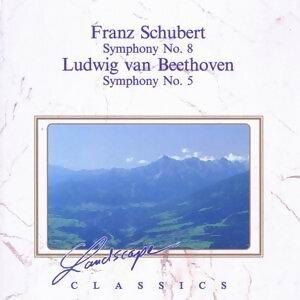 Franz Schubert: Unvollendete, Sinfonie Nr. 8, H-Moll, D 759 & Ludwig van Beethoven: Sinfonie Nr. 5, C-Moll, op. 67