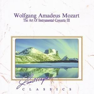 Wolfgang Amadeus Mozart: The Art Of Instrumental Concerts