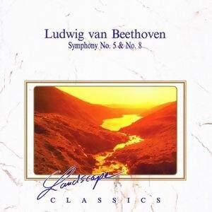 Ludwig van Beethoven: Sinfonie Nr. 5, C-Moll, op. 67 - Sinfonie Nr. 8, F-Dur, op. 93