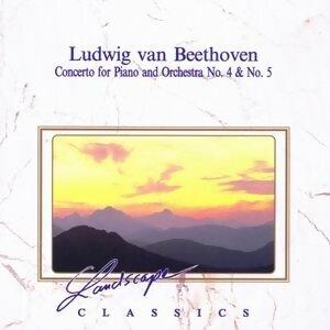 Ludwig van Beethoven: Konzert für Klavier & Orchester Nr. 4, G-Dur, op. 58 - Konzert für Klavier & Orchester Nr. 5, Es-Dur, op. 73