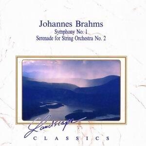 Johannes Brahms: Sinfonie Nr. 1, C-Moll, op. 68 - Serenade für Streichorchester Nr. 2, A-Dur, op. 16