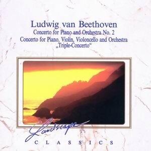 """Ludwig van Beethoven: Konzert Nr. 2, B-Dur, op. 19 - """"Tripelkonzert"""", C-Dur, op. 56"""