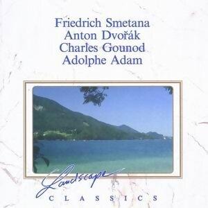 """Smetana: """"Die Moldau"""" - Dvorak: Slawischer Tanz Nr. 10, op. 72 & Gounod: Ballettmusik aus """"Faust""""& Adam: Ouvertüre zu """"Wenn ich König wär"""""""