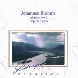 Johannes Brahms: Sinfonie Nr. 2, D-Dur, op. 73 - Ungarische Tänze
